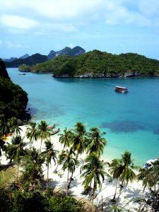 Koh Samui Angthong Marine Park