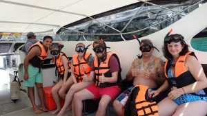 Angthong speedboat safety