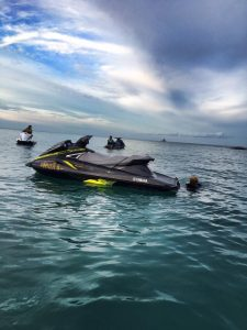 watersports jetski safari