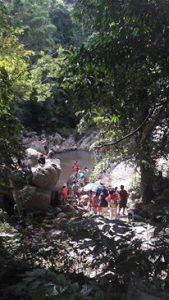 Waterfalls Namuang