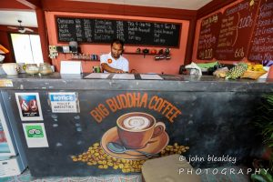 2017 Big Buddha Coffee Shop