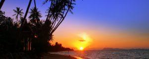 Sunset on Koh Samui - Samui Explorer