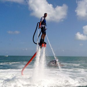 Water-sports extreme package