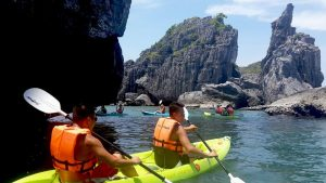vip speedboat tour