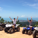 atv xquad tours