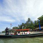 Koh Taen Long tail boat