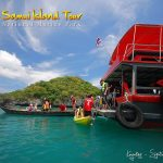 angthong marine park large boat