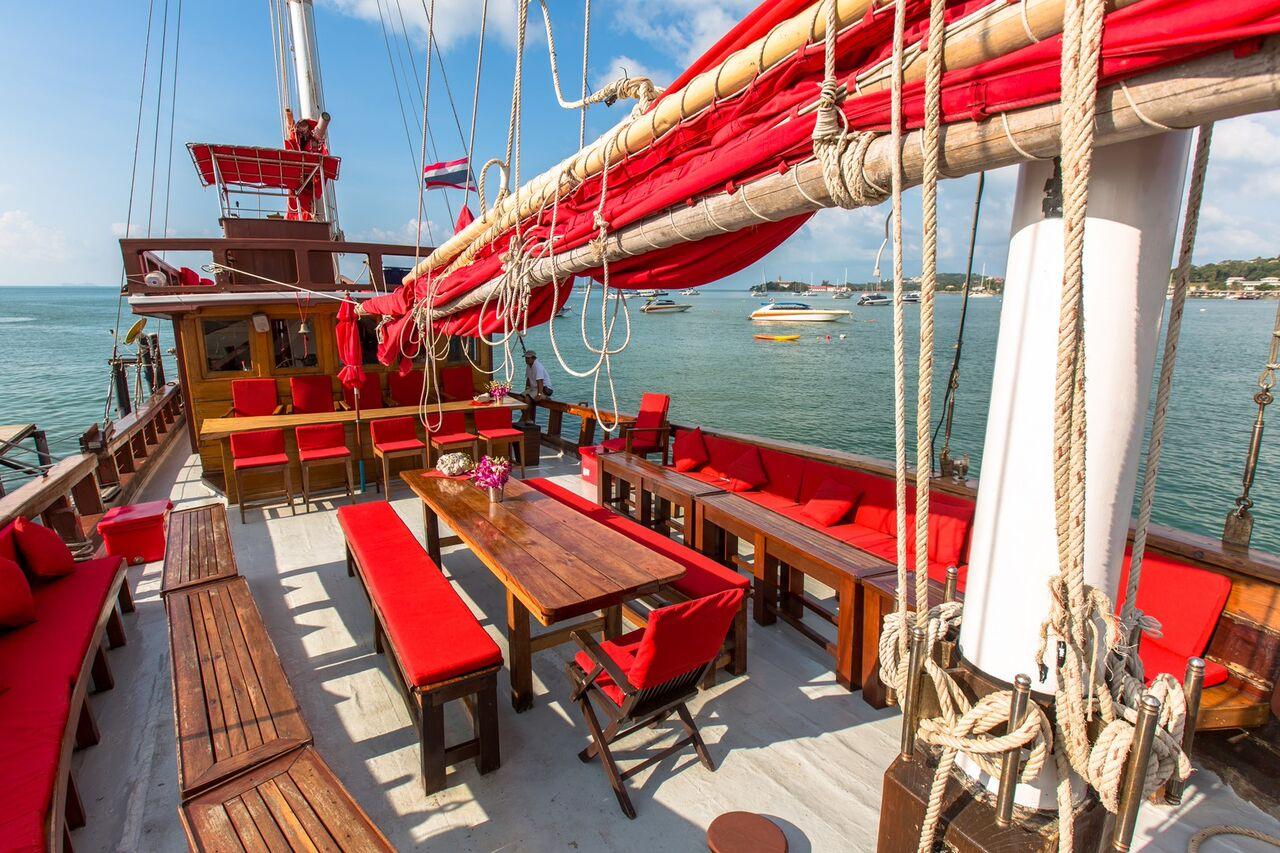 red baron cruise