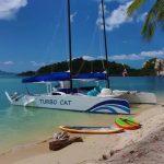 Turbo Cat Private Catamaran