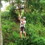 tree tops canopy adventure