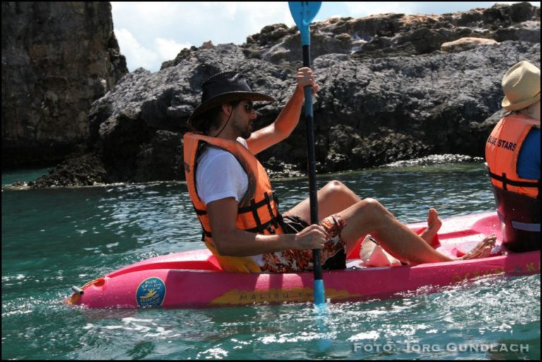 Angthong National Marine Park Kayaking Tour