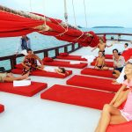 Red Baron Yacht Energizing Brunch Cruise