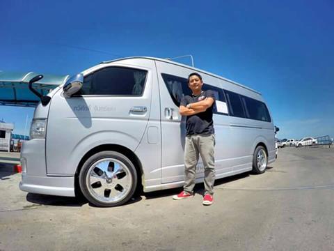 Taxi Transfers Van