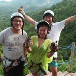 Zipwire Tree Tops Canopy Tour