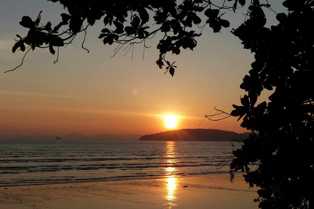Beach Krabi