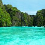 Phi Phi & Krabi 4 Island Early Bird Speedboat Tour