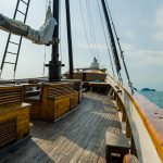 Luxury Yacht Islands Surrounding Koh Samui