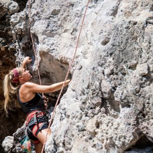 1/2 Day Rock Climbing Tours at Railay Beach