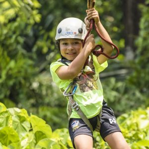 Zip Wire Activity