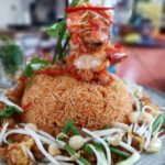 fusion thai dishes