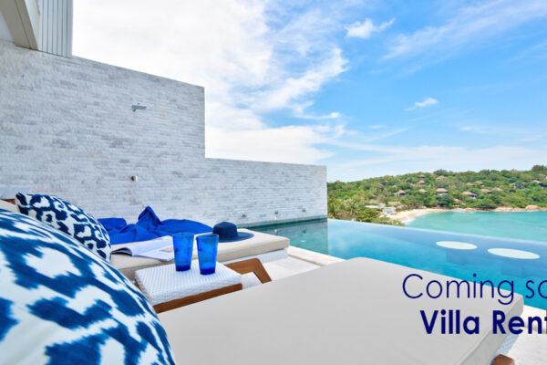 Coming Soon - Villa Rentals