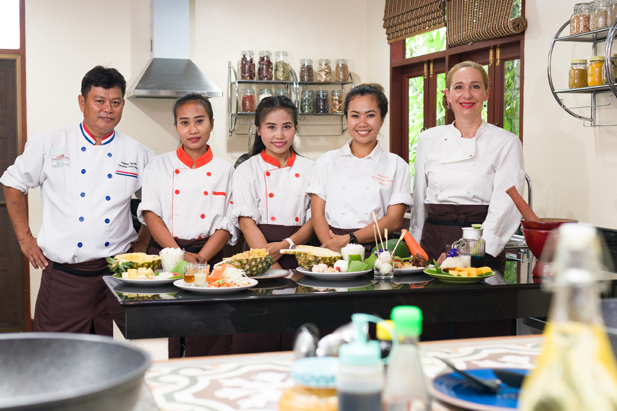 Thai Cooking Class – Authentic Thai Home