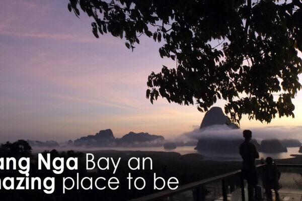 Phang Nga Bay an Amazing place to be