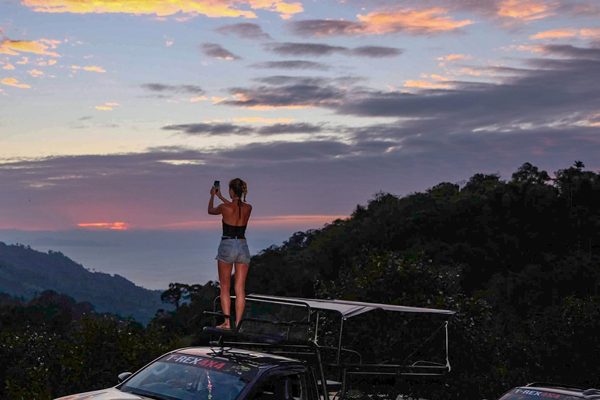 Private Sunset Off Road 4×4  Altitude Tour