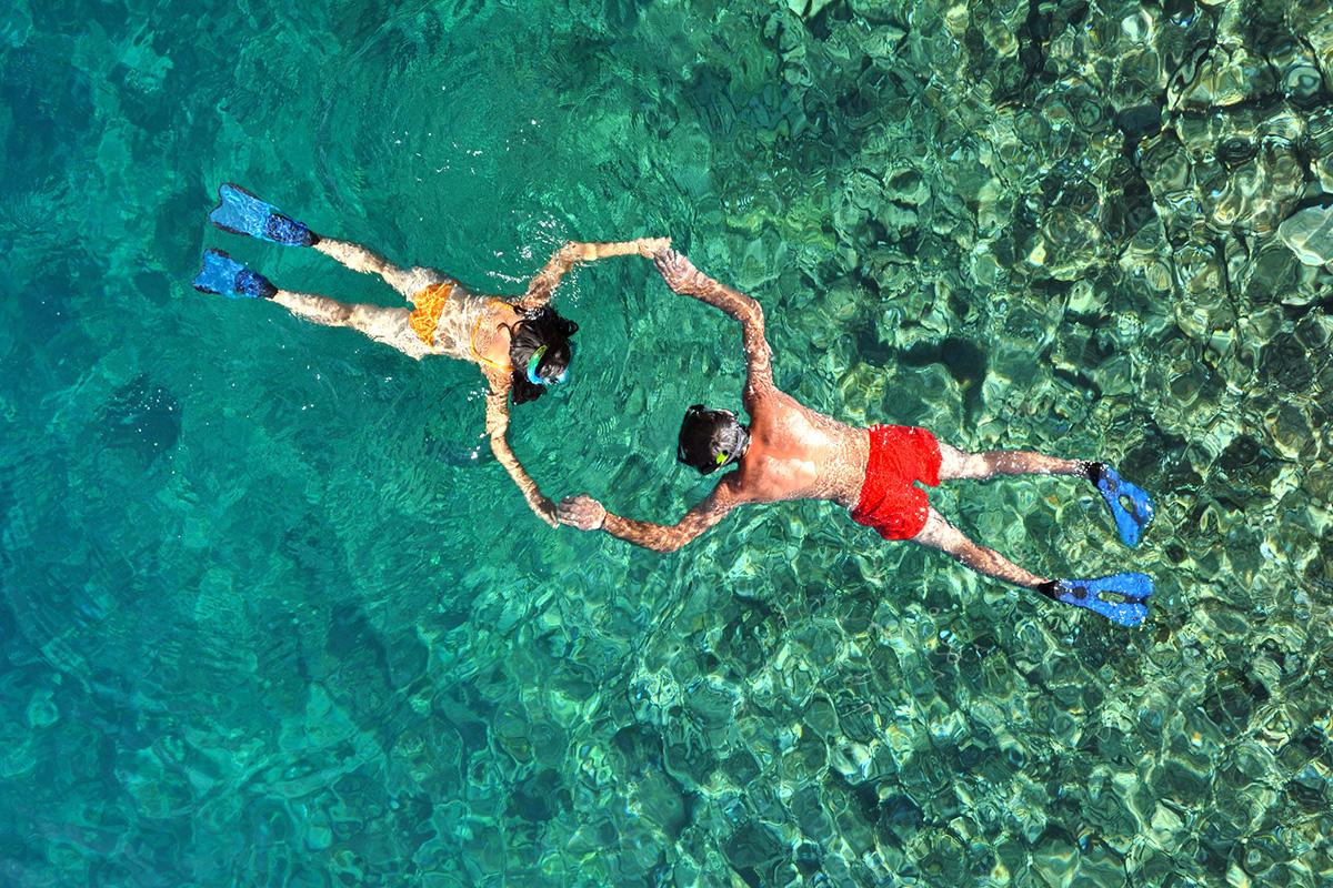 Snorkeling Marine Park