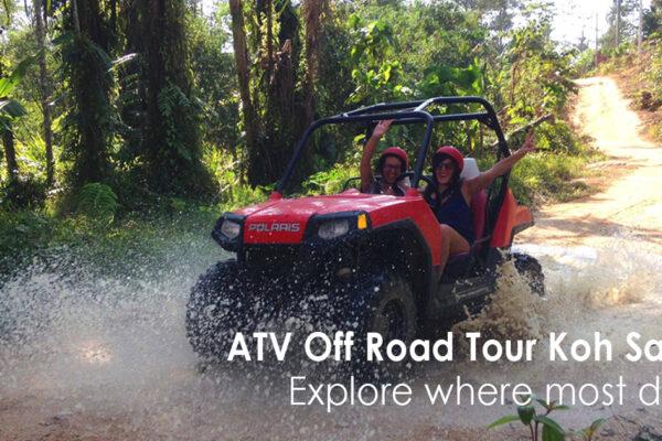 ATV Off Road Tour Koh Samui