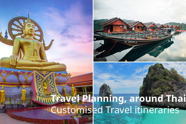 Customised Travel itineraries