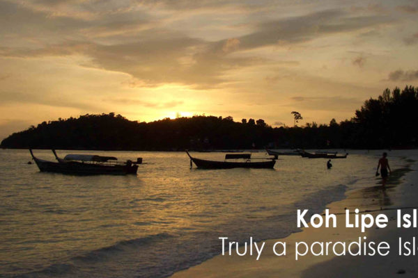 Koh Lipe Island - Truly a paradise Island