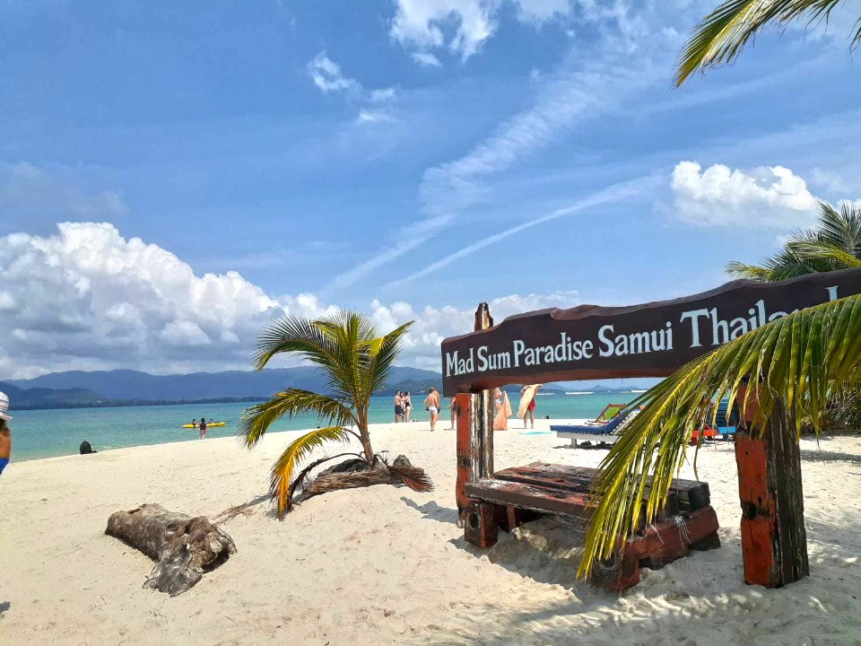 Sea-Safari Koh Madsum Pig Island & Off Road Tour 01