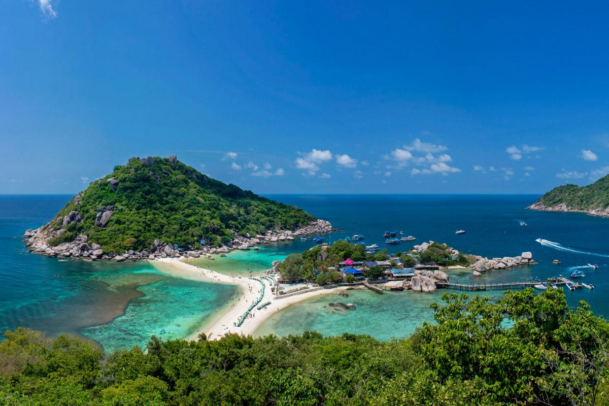 Snorkeling Tours around Koh Tao